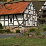Ellerhaus und Haupthaus